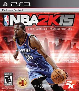 Juegos,nba 2k15 - Playstation 3..
