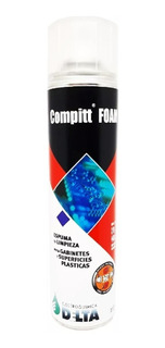 Espuma Limpieza Monitor Pc Compitt Foam Delta 440cc Sibaco