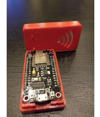 f6e87b1e23e9a Case Esp8266 Nodemcu - Peças e Componentes Elétricos [Promoção] no ...