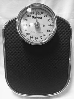 Balança Analógica / Academia Plenna Modelo Delta Cam 00603