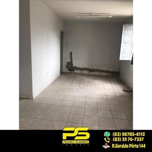 Imagem 1 de 8 de ( Oportunidade De Negócios ) Enorme Área Que Possui 8 Salas Com 840 M² Por R$ 7.000/mês - Torre - Sa0116