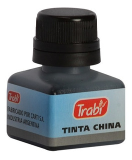 Tinta China Trabi