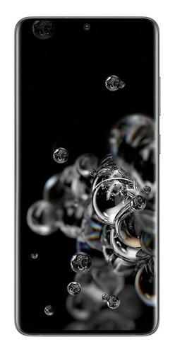 Samsung Galaxy S20 Ultra 5G Dual SIM 128 GB cosmic gray 12 GB RAM