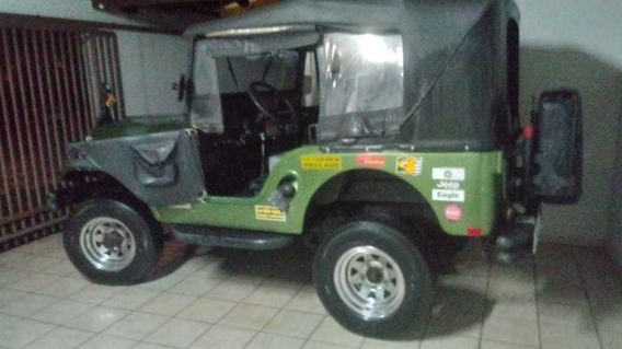 Jeep Willys Overlan 4x4