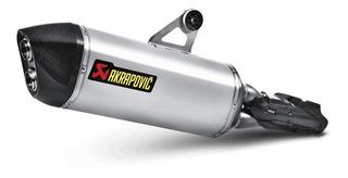 Escape Akrapovic Slip On Bmw R1200 Gs Adventure 13-18