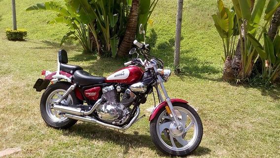 Keeway Supershadow 250cc Año 2011