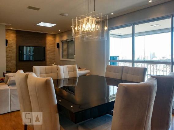 Apartamento No 22º Andar Mobiliado Com 2 Dormitórios E 2 Garagens - Id: 892946818 - 246818