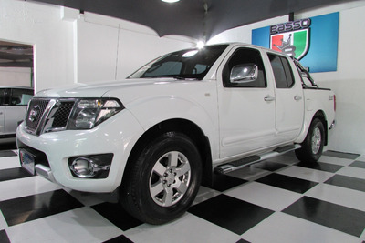 Nissan Frontier 2014 2.5 Platinum 4x4 Cd Turbo Eletronic