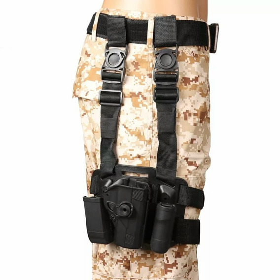 Tactical Beretta Px4 Estilo Drop Piernera