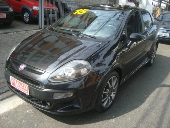 Financio Fiat Punto 1.8 Blackmotion 16v Flex 4p Manual
