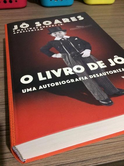 O Livro De Jo Uma Autobiografia Desautorizada
