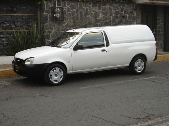 Ford Courier 4x2 L, Motor 1.6 Lts., I4, T/m