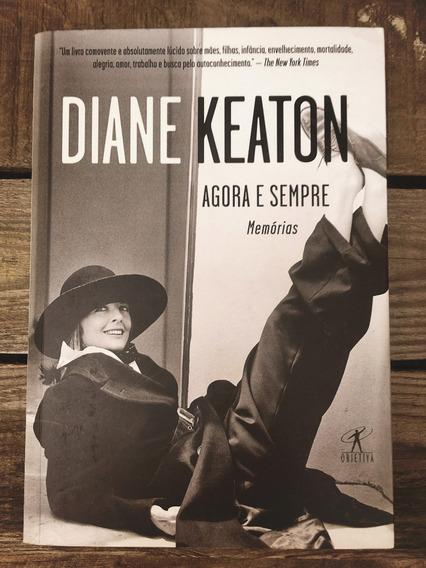 Diane Keaton Agora E Sempre Memórias