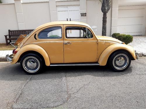 Imagem 1 de 12 de Volkswagen  Fusca