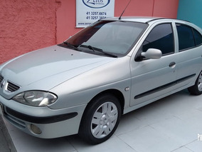 Renault Megane Hatch Expression 1.6 16v 2004