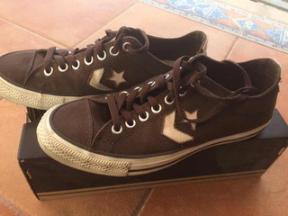 Tenis Converse Star Player Cafe 6.5 Mx