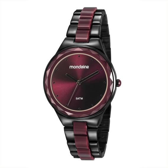 Relógio Feminino Mondaine 53767lpmvpf3 Original + Nfe