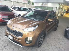 Kia Sportage 2.4 Sxl Awd At 2017