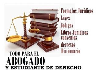 Formularios Redacciones Juridicos Documentos Legales, Word