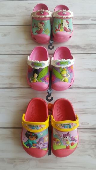Crocs Disney Originales! En Stock Los Modelos De Las Fotos.