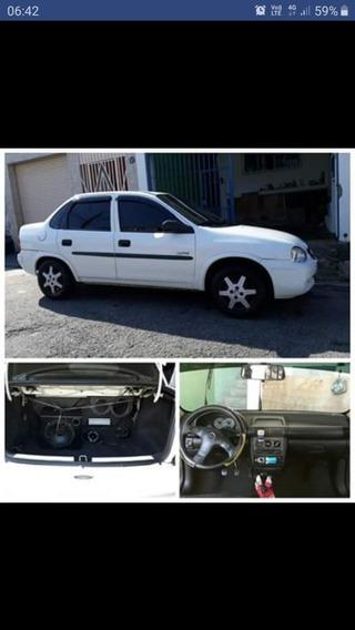 Chevrolet Corsa Classic 1.0 Life Flex Power 4p 2006