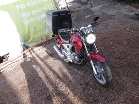 Honda Cbx 250 Twister Moto Lindona ,freio A Disco