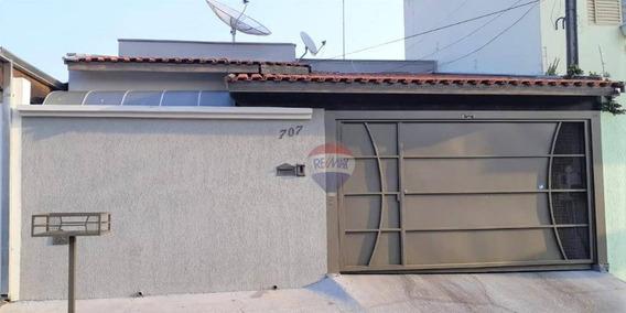 Casa Com 2 Dormitórios À Venda, 110 M² Por R$ 255.000,00 - Vila Santa Therezinha De Menino Jesus - Botucatu/sp - Ca0706