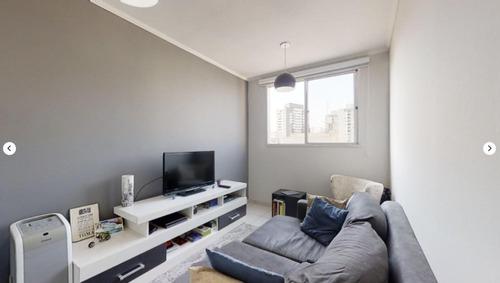 Apartamento 2 Dormitórios C/vaga E Lazer. Agua Branca