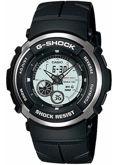 Relógio Casio G-shock G301br 1a