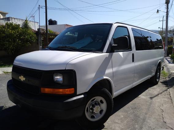 Chevrolet Express Van 15 Pasajeros Mod. 2010