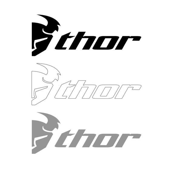 Adesivo Thor Slant 9