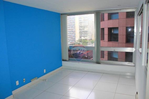 Sala 3 Ambientes 48 M² Paulista - Sa0048