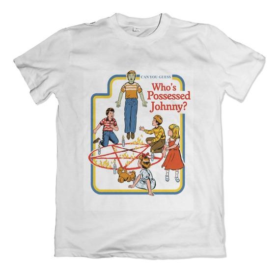 Camiseta Engraçada Divertida Who