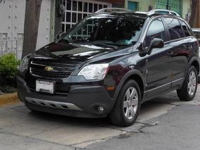 Chevrolet Captiva Sport 2012 Piel/qcs 4 Cil. Factura Origina