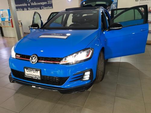 Volkswagen Gti 2021 Edición Final Oettinger. Gratis Seguro