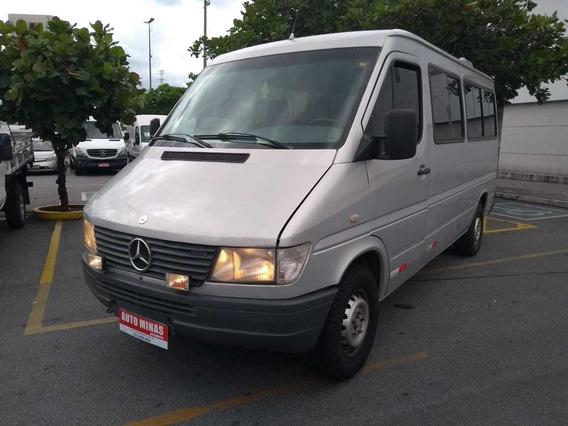 Sprinter 312 Completa Ano 2001 Financio 15mil +24x 1.170,00