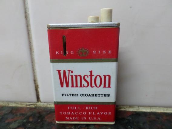 Encendedor Winston Made In Usa Tom Lite Japan