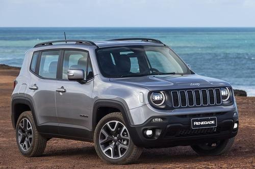 Jeep Renegade Longitude Adjudicado Dueño Directo 48 C/pagas