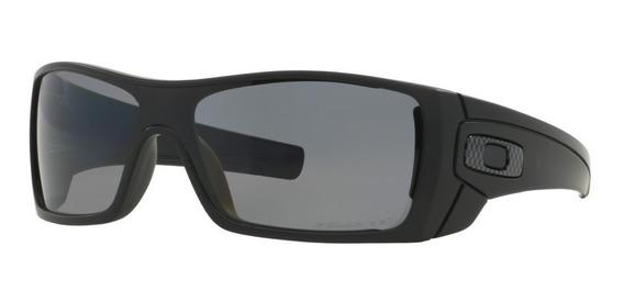 Óculos Oakley Batwolf Matte Black Grey Polarizado