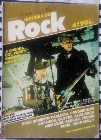 Revista - História Do Rock Vol. 4