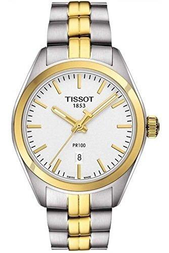Tissot Pr 100 Lady Zafiro Reloj Mujer  T101.210.22.031.00