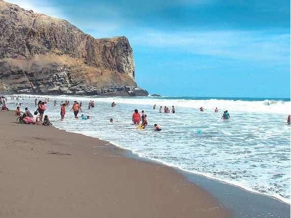 Remató Terreno Casa Playa Chilca