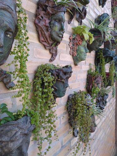 Vasos - Esculturas Em Cimento