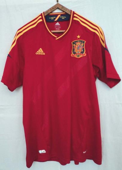 Camiseta Seleccion España Española Talle Xl adidas Euro 2012