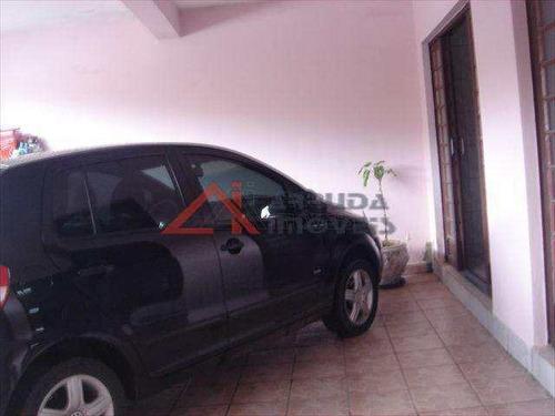 Sobrado Em Itu Bairro Jardim Residencial Itaim - V4132