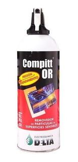 Aire Comprimido Removedor Particulas Compitt Or 450g Delta