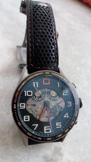 Relógio Tag Heuer Carrera Mp4-12c Mclaren Edição Limitada