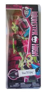 Muñeca Monster High Venus Mcflytrap Original Nueva