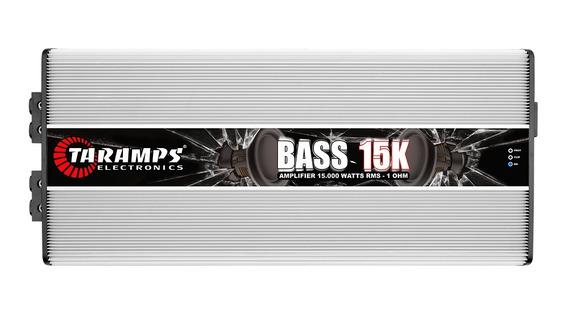Amplificador Planta Taramps Bass 15k 1 Ohm 15000 Watts Rms