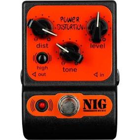 Pedal Nig Ppd Pocket Power Distortion + Frete Gratis!!!